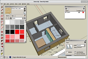 3-D редактор SketchUp